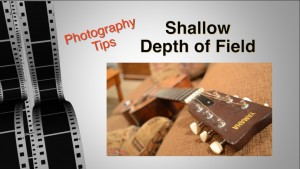 Shallow Depth of Field thumbnail
