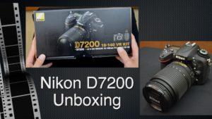 Nikon D7200 Unboxing thumbnail