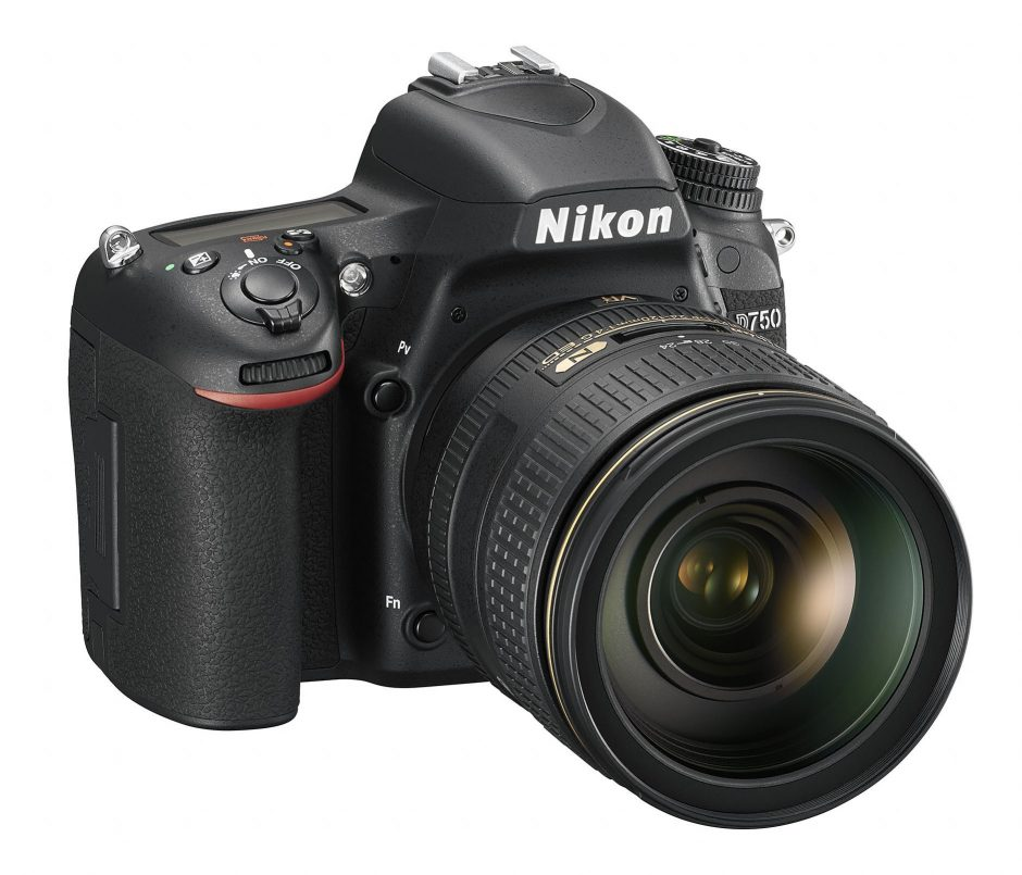 Unboxing the Nikon D750