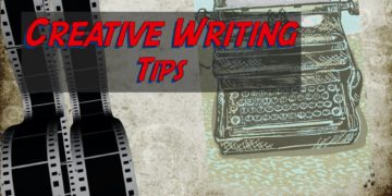 Learn creative writing tips