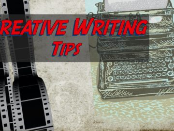 Learn creative writing tips